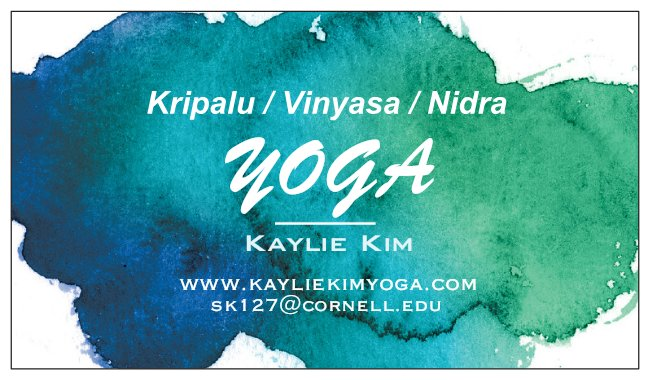 YOGA_business card_front